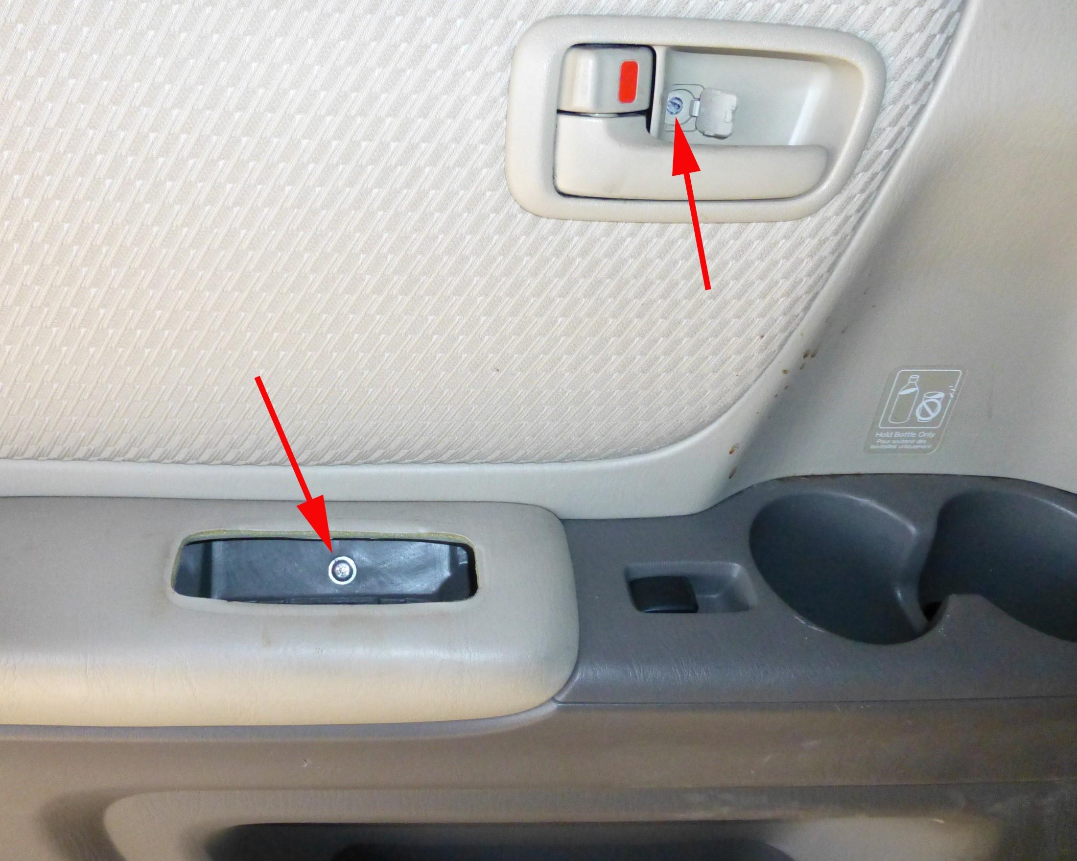 Fixing Toyota Hylander Power Window
